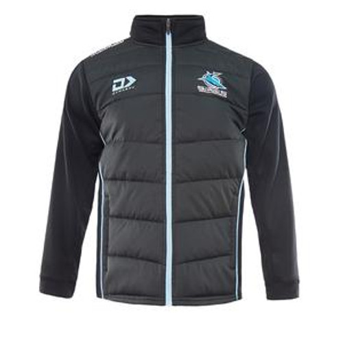 2021 Sharks Mens Hybrid Jacket