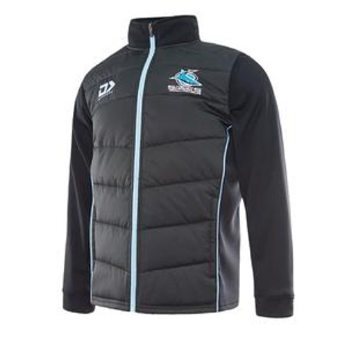 2021 Sharks Mens Hybrid Jacket