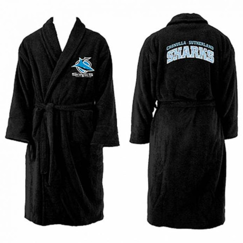 Sharks Youth Long Sleeved Robe