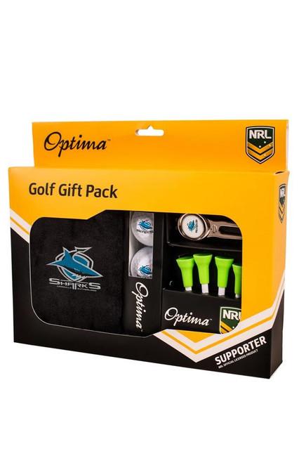 Sharks Golf Gift Pack