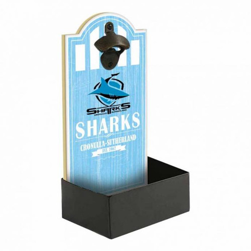 Sharks MDF Opener with Catcher