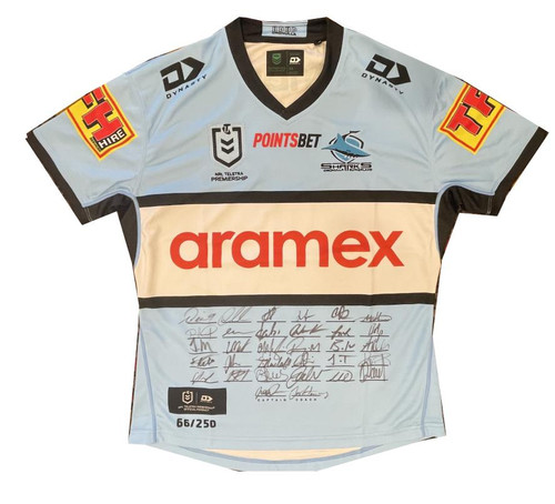 2021 Signed Jersey