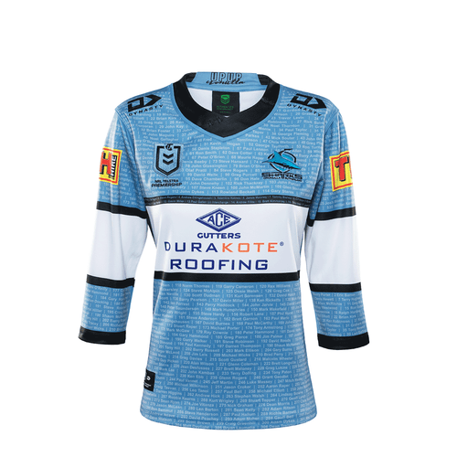 Heritage Jersey - Ladies