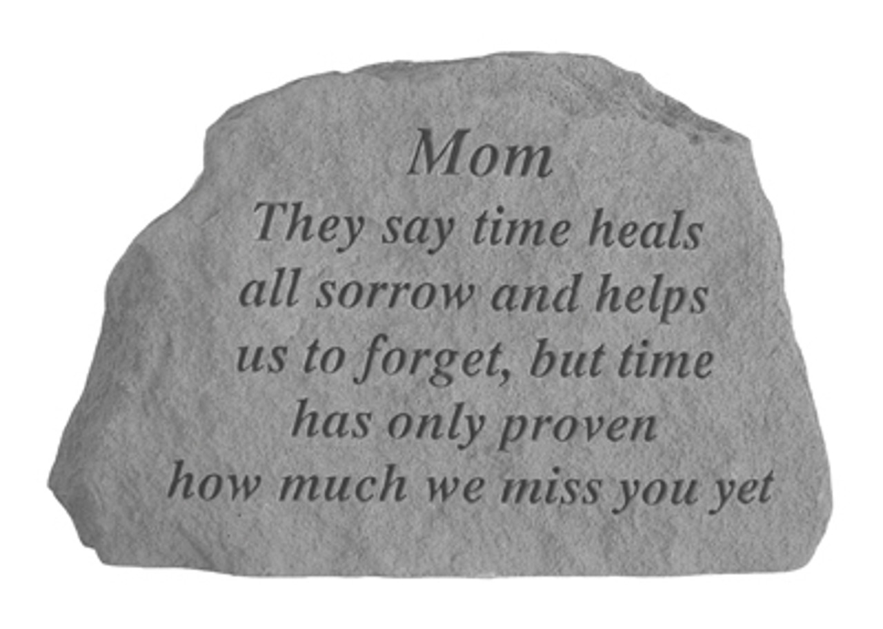Mom Memorial Plaques