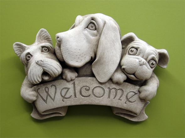 1197 - Triple Dog Welcome