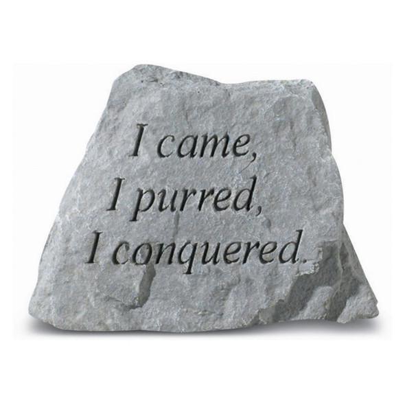 71920-I Came I Purred I Conqured