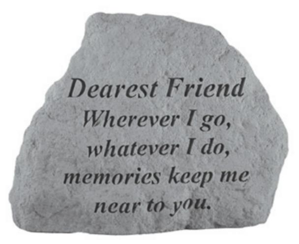 17020-Dearest Friend