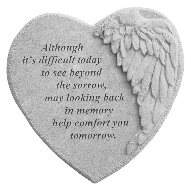 8901-Winged Hearts -Although