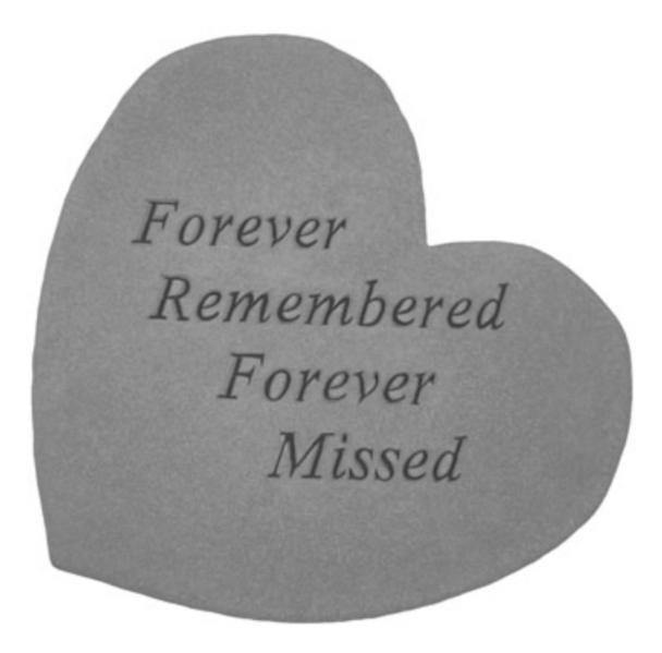 08611-Forever Remembered