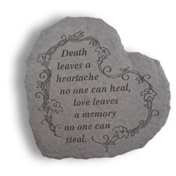 8420 - Death leaves a heartache